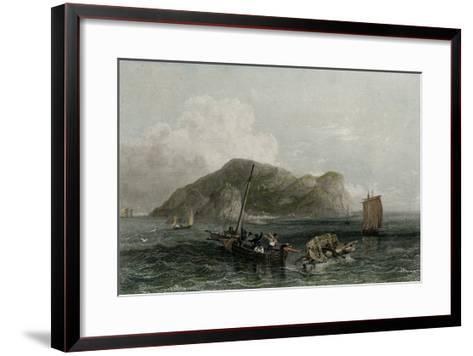 Terceira, Engraved by Edward Finden (Engraving)-Henry Warren-Framed Art Print