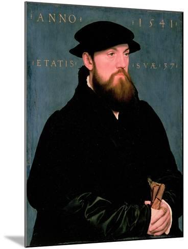 De Vos Van Steenwijk-Hans Holbein the Younger-Mounted Giclee Print