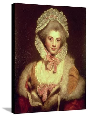 Countess Lavinia Spencer (1762-1831) 1781-2-Sir Joshua Reynolds-Stretched Canvas Print