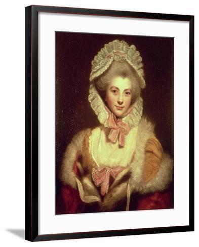 Countess Lavinia Spencer (1762-1831) 1781-2-Sir Joshua Reynolds-Framed Art Print