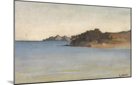 Portofino, c.1858-Giovanni Costa-Mounted Giclee Print