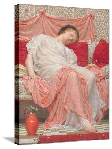 Jasmine-Albert Joseph Moore-Stretched Canvas Print