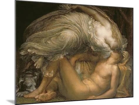 Endymion, c.1869-George Frederick Watts-Mounted Giclee Print