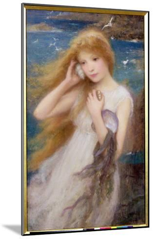 Sea Nymph, 1893-William Robert Symonds-Mounted Giclee Print