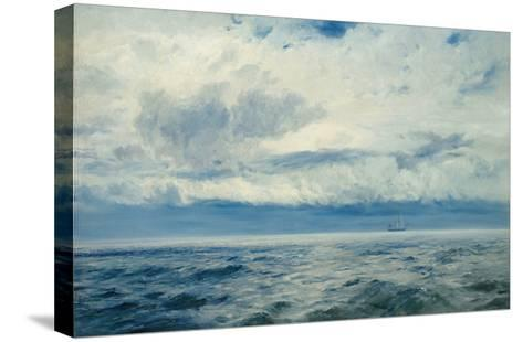Storm Brewing, 1890-Henry Moore-Stretched Canvas Print