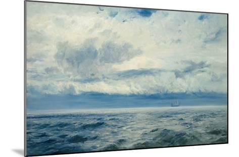 Storm Brewing, 1890-Henry Moore-Mounted Giclee Print