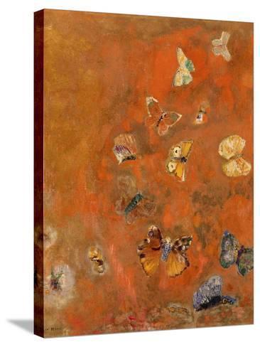 Evocation of Butterflies, c.1912 Giclee Print by Odilon Redon | Art.com