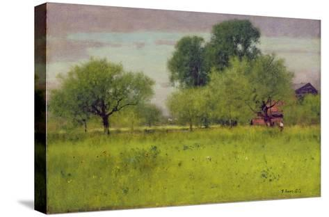 Apple Orchard, 1892-George Snr^ Inness-Stretched Canvas Print