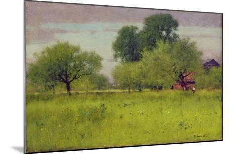 Apple Orchard, 1892-George Snr^ Inness-Mounted Giclee Print