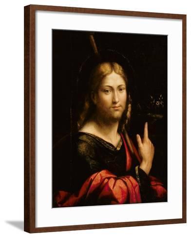 St. James the Greater-Benvenuto Tisi Da Garofalo-Framed Art Print