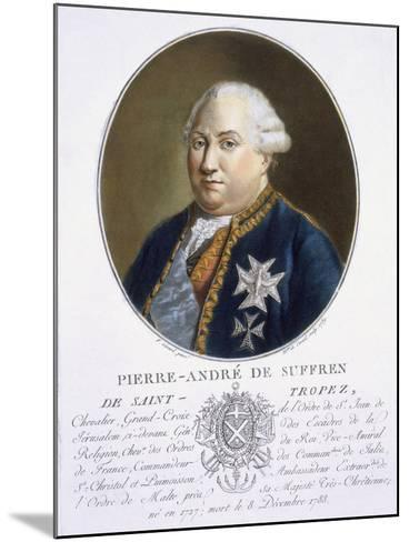 Pierre-Andre De Suffren De St Tropez-Antoine Louis Francois Sergent-marceau-Mounted Giclee Print