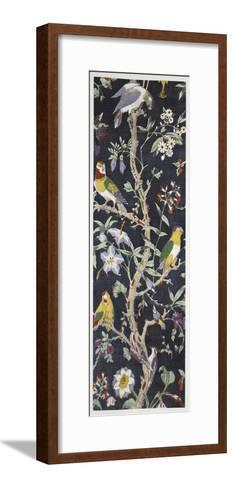 Somerfield Court, Pub. 1933 (Colour Litho)-Harry Wearne-Framed Art Print