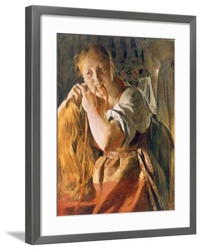 Untitled-Anders Leonard Zorn-Framed Art Print
