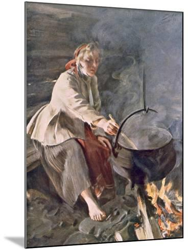 Untitled-Anders Leonard Zorn-Mounted Giclee Print