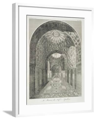 The House of the Jew at Isfahan-French-Framed Art Print