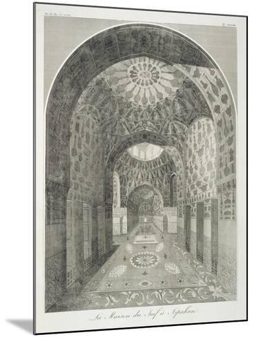 The House of the Jew at Isfahan-French-Mounted Giclee Print