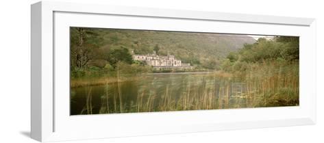Kylemore Abbey County Galway Ireland--Framed Art Print