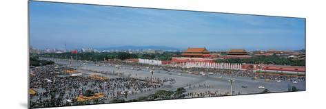 Tiananmen Square Beijing China--Mounted Photographic Print