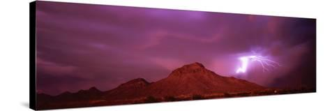 Tucson AZ USA--Stretched Canvas Print