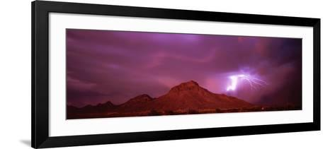 Tucson AZ USA--Framed Art Print