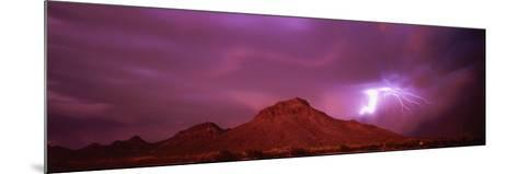 Tucson AZ USA--Mounted Photographic Print