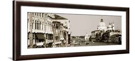 Grand Canal Venice Italy--Framed Art Print