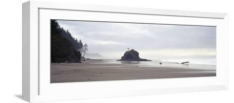 Coast La Push Olympic National Park WA--Framed Art Print