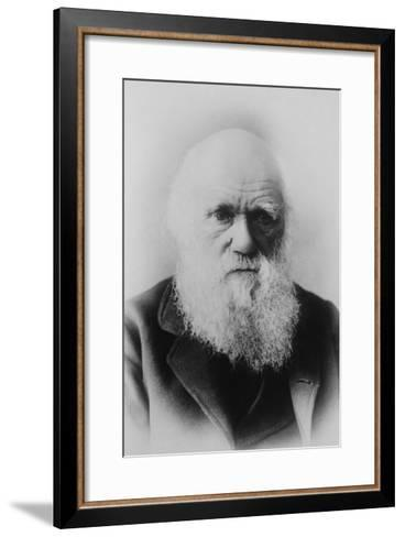 Portrait of Charles Darwin Art Print by | Art.com