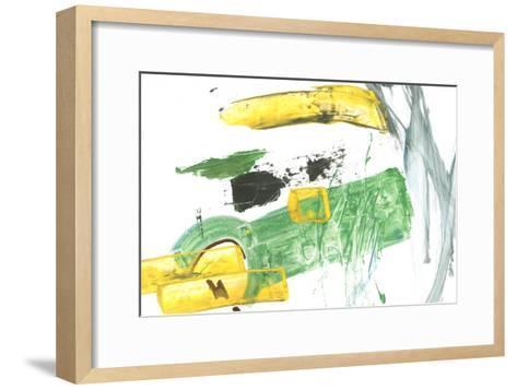 Speed-SP-Framed Art Print