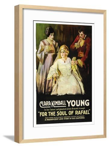 For the Soul of Rafael--Framed Art Print