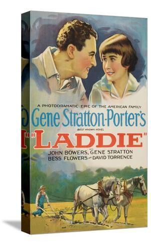 Laddie--Stretched Canvas Print