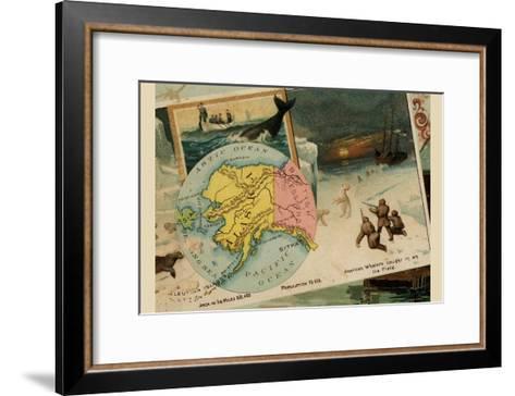 Alaska-Arbuckle Brothers-Framed Art Print