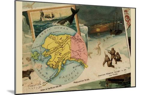 Alaska-Arbuckle Brothers-Mounted Art Print