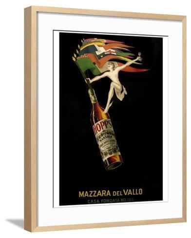 Hopp's Marsala--Framed Art Print
