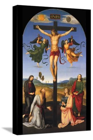 Crucified Christ-Raphael-Stretched Canvas Print