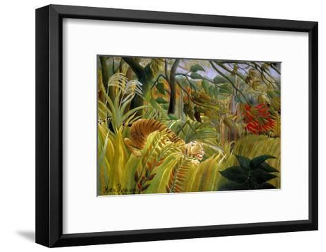 Surprise-Henri Rousseau-Framed Art Print