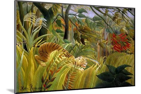 Surprise-Henri Rousseau-Mounted Art Print