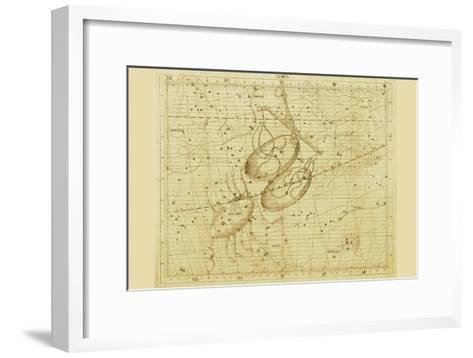Libra-Sir John Flamsteed-Framed Art Print