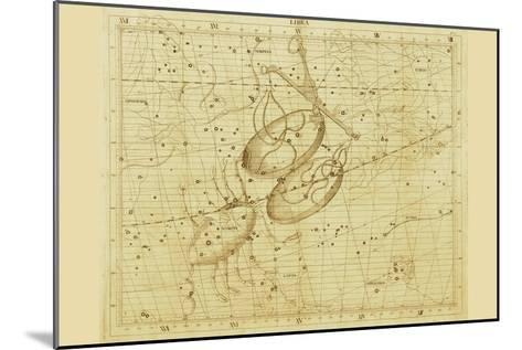 Libra-Sir John Flamsteed-Mounted Art Print