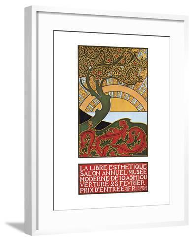 The New Aesthetic - Modern Museum Mounted Print by Alphonse Mucha ...