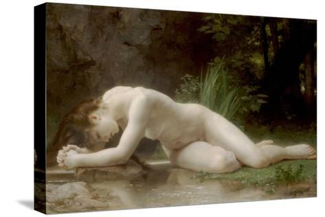 Biblis or Byblus-William Adolphe Bouguereau-Stretched Canvas Print