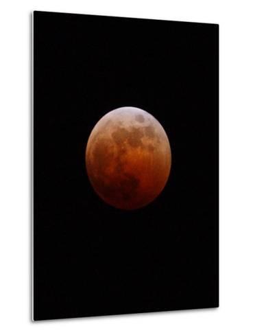 Lunar Eclipse-Alan Diaz-Metal Print