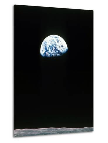 Apollo 11--Metal Print
