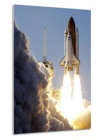 Space Shuttle-Terry Renna-Metal Print
