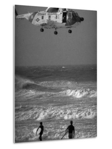 Hurricane Belle 1976-Ed Bailey-Metal Print