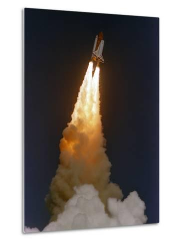 Space Shuttle Discovery-Phil Sandlin-Metal Print