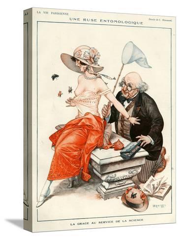 La Vie Parisienne, C Herouard, 1924, France--Stretched Canvas Print