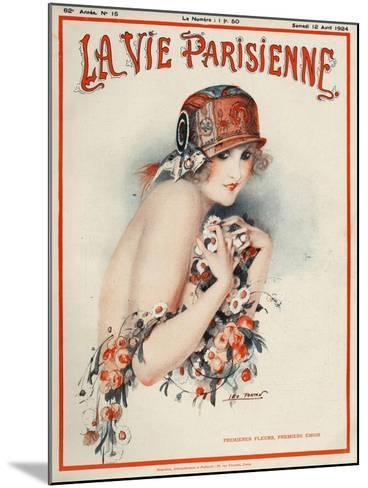 La Vie Parisienne, Leo Pontan, 1924, France--Mounted Giclee Print