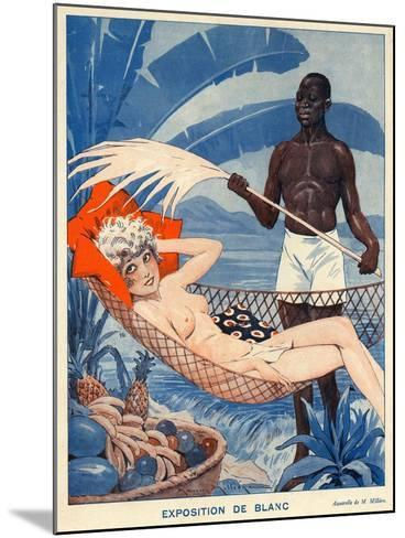 Le Sourire, 1931, France--Mounted Giclee Print