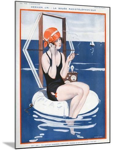La Vie Parisienne, Jaques, 1923, France--Mounted Giclee Print